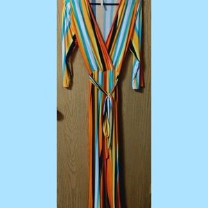 Pants - Striped Jumpsuit ✨